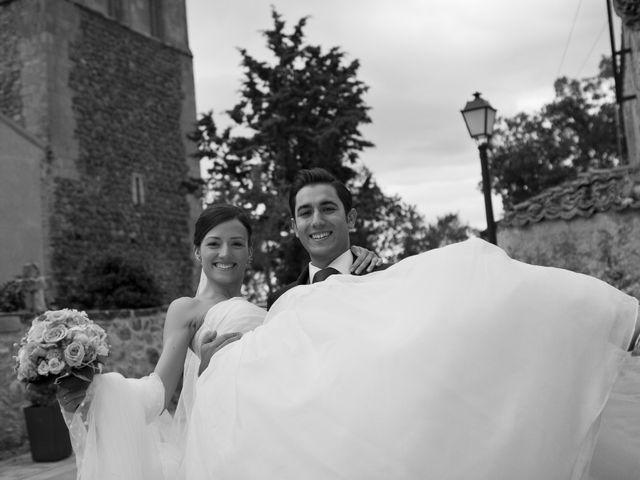 La boda de Álvaro y Pepa en Segovia, Segovia 32