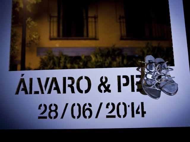 La boda de Álvaro y Pepa en Segovia, Segovia 43