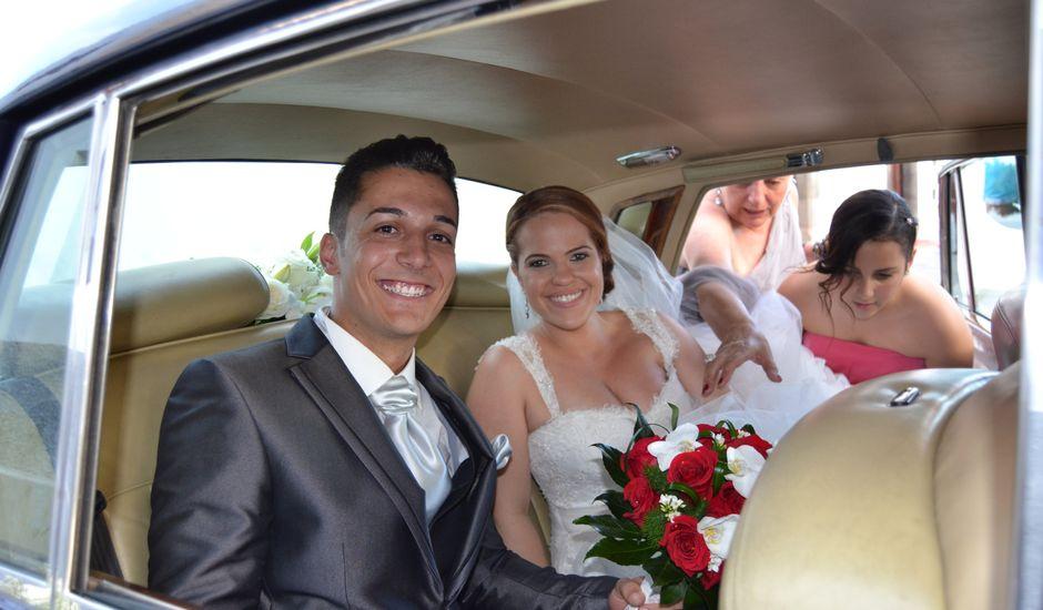 La boda de Saray y Marcos en Adeje, Santa Cruz de Tenerife
