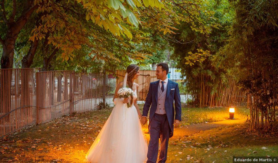 La boda de Manuel y Luísa en Madrid, Madrid