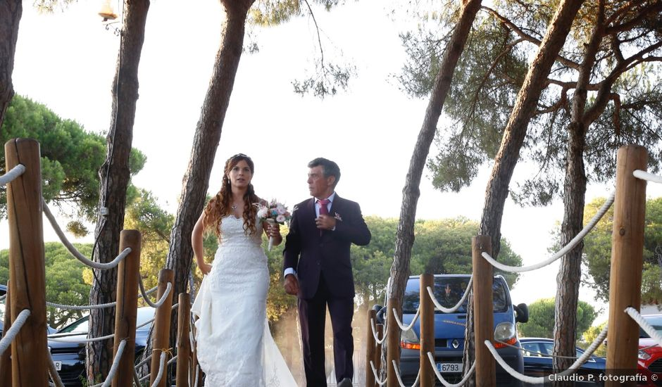 La boda de Andros y Jessica en Cartaya, Huelva