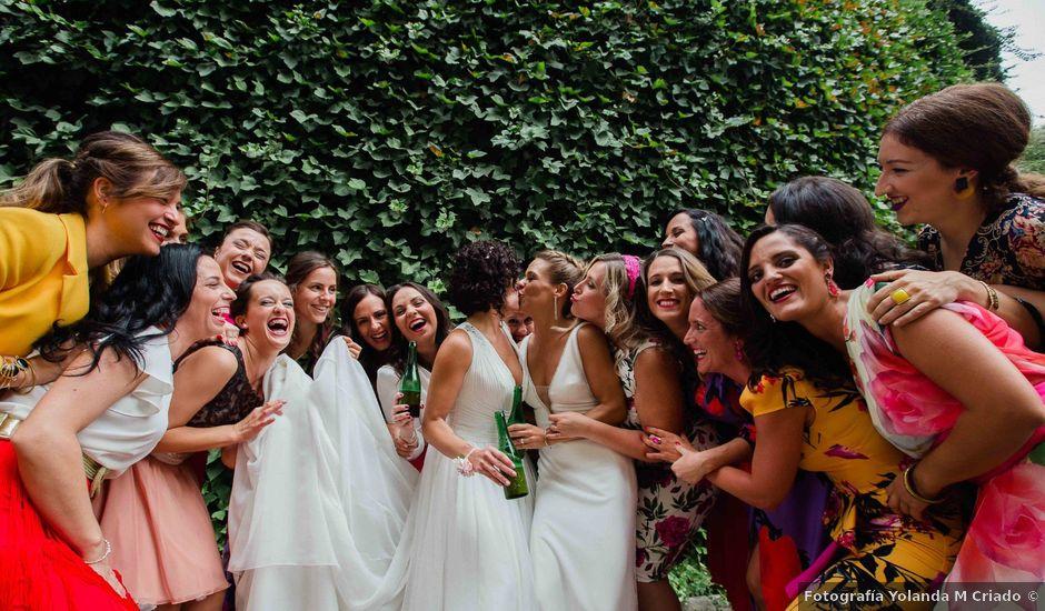 La boda de Eva y Mariade en Granada, Granada