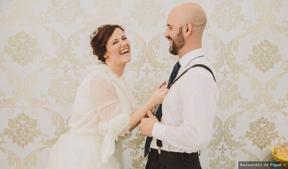 La boda de Carlos y Sara en Tomelloso, Ciudad Real