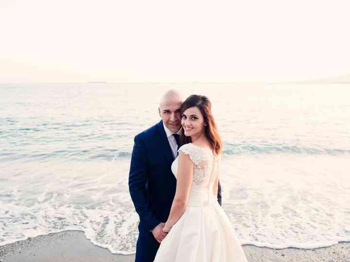La boda de Estefanía y Paco