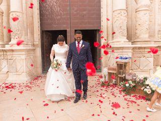 La boda de Lorena y Elvis