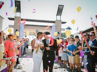 La boda de Luis y Andrea 1