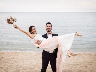 La boda de Desirée y Ruben