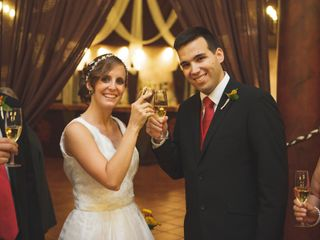 La boda de Itziar y José Luis