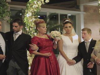 La boda de Sara y Fº Javier 1