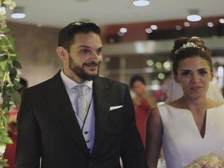 La boda de Sara y Fº Javier 2