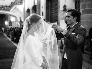 La boda de Arancha y Javier
