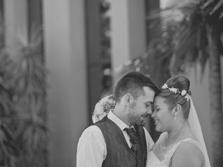 La boda de Gina y Juan Ramon