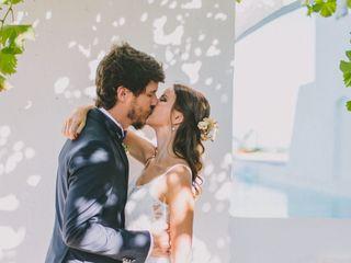 La boda de Aina y Rober