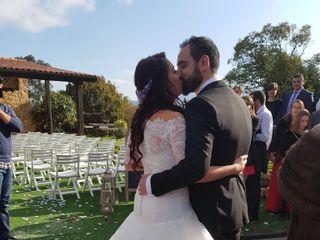 La boda de Mery y Dani 1
