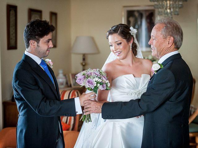 La boda de Carlos y Sara en Toledo, Toledo 53