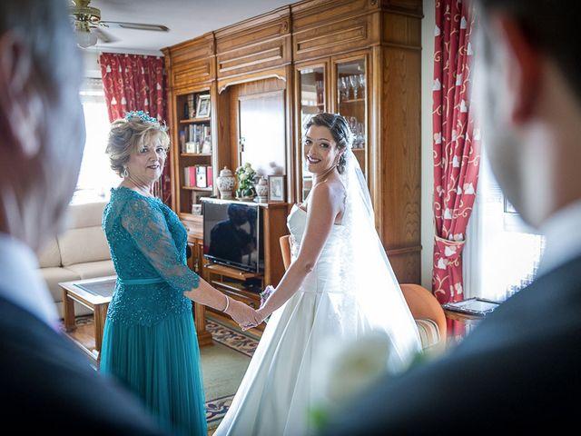 La boda de Carlos y Sara en Toledo, Toledo 56