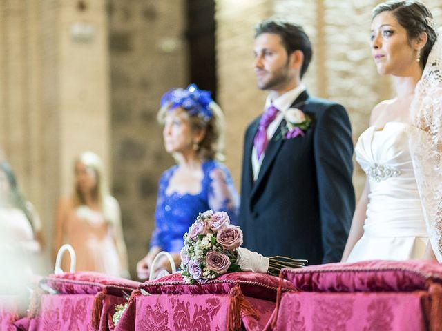 La boda de Carlos y Sara en Toledo, Toledo 69