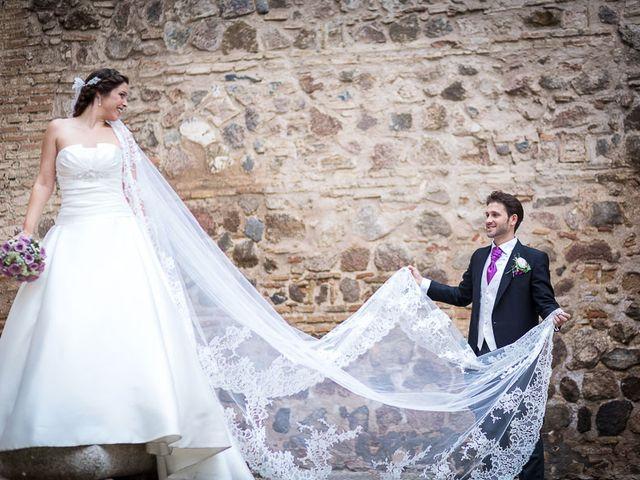 La boda de Carlos y Sara en Toledo, Toledo 79
