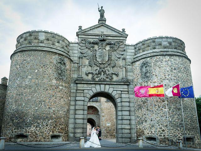 La boda de Carlos y Sara en Toledo, Toledo 80