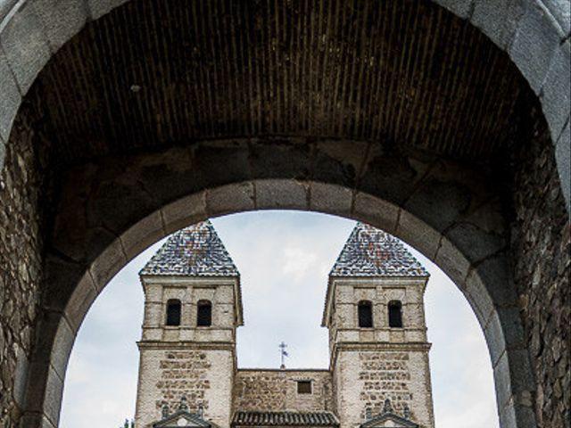 La boda de Carlos y Sara en Toledo, Toledo 81