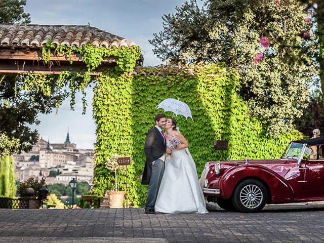 La boda de Carlos y Sara en Toledo, Toledo 82
