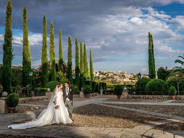 La boda de Carlos y Sara en Toledo, Toledo 84