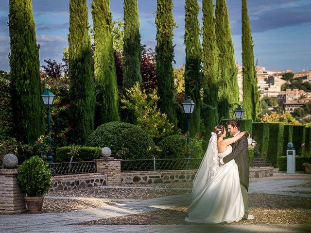 La boda de Carlos y Sara en Toledo, Toledo 86