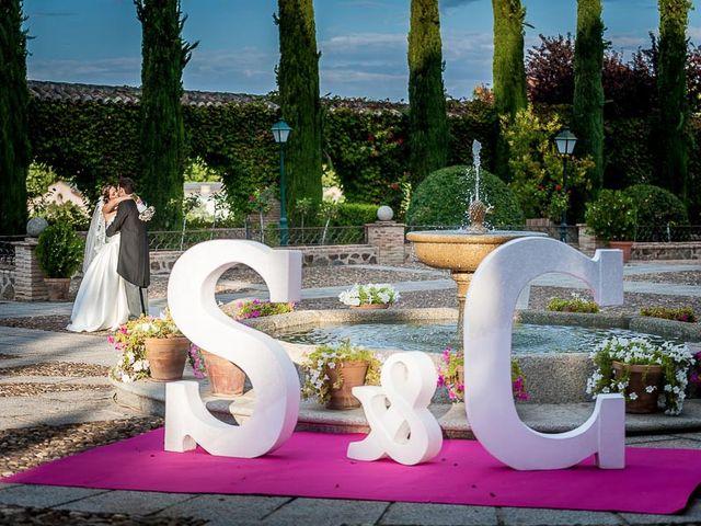 La boda de Carlos y Sara en Toledo, Toledo 87