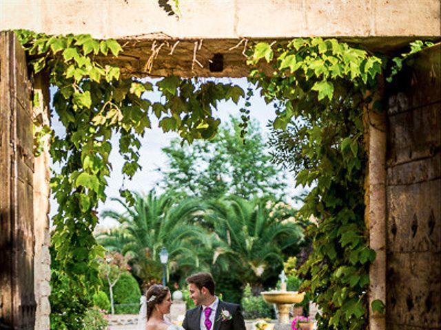 La boda de Carlos y Sara en Toledo, Toledo 88