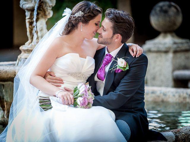 La boda de Carlos y Sara en Toledo, Toledo 92
