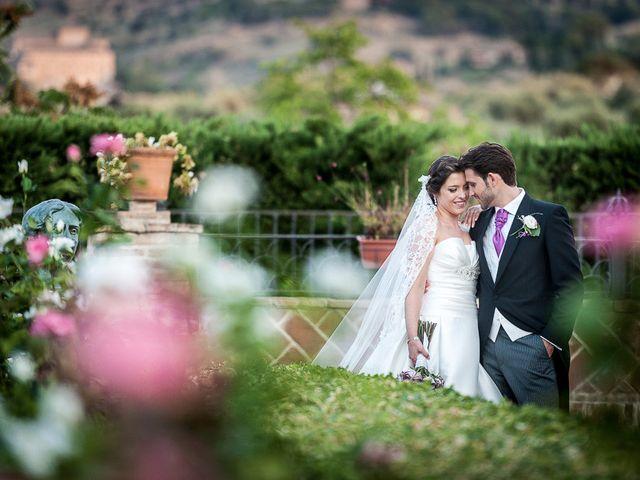 La boda de Carlos y Sara en Toledo, Toledo 100