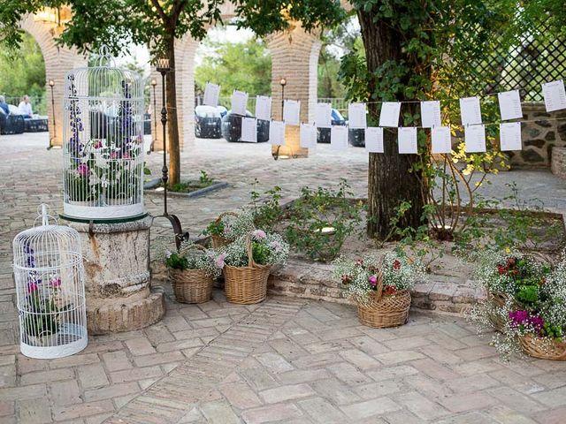 La boda de Carlos y Sara en Toledo, Toledo 101