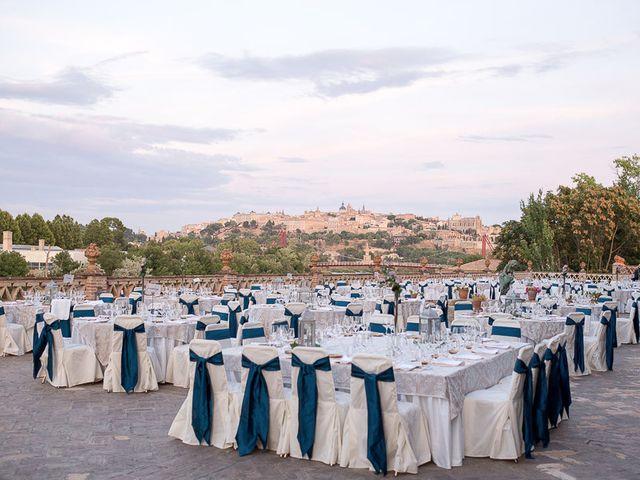 La boda de Carlos y Sara en Toledo, Toledo 104