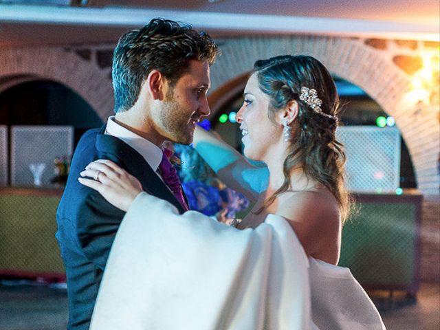 La boda de Carlos y Sara en Toledo, Toledo 107