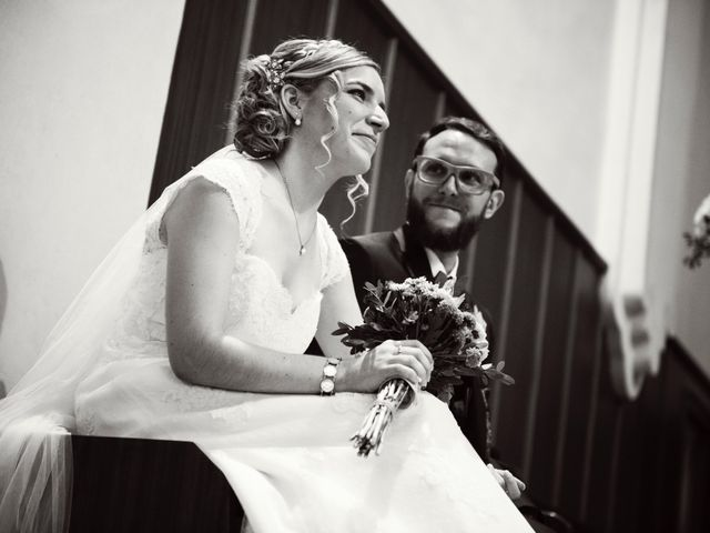 La boda de Mario y Gema en Monzon, Huesca 8