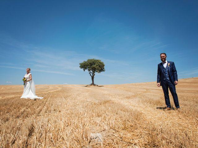 La boda de Gema y Mario