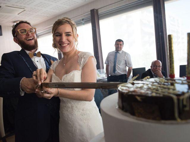 La boda de Mario y Gema en Monzon, Huesca 14