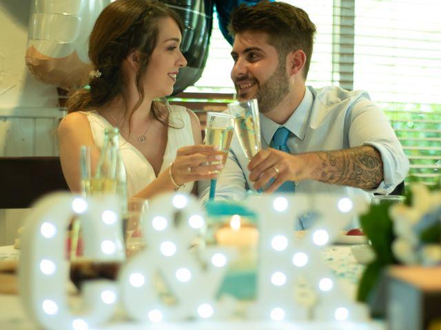 La boda de Kevin y Carolina en Valencia, Valencia 1