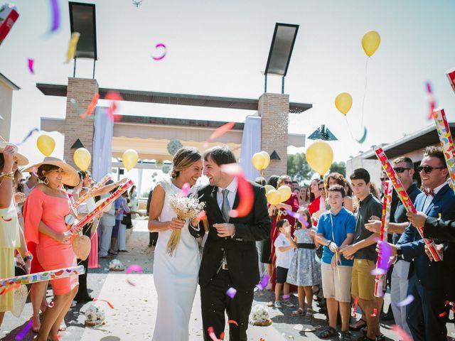 La boda de Luis y Andrea