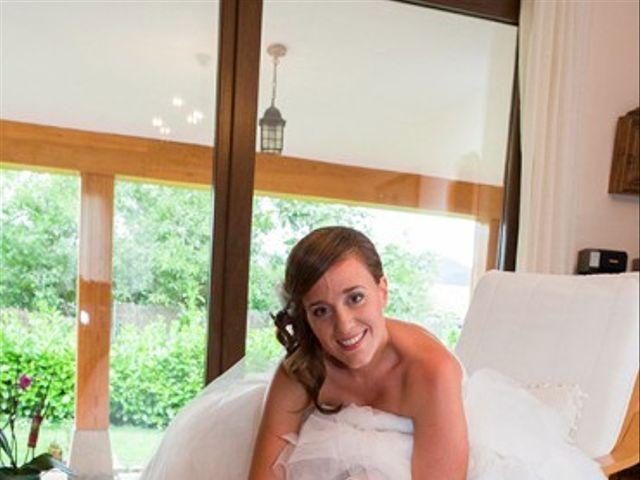 La boda de Sergio  y Leire  en Huarte-pamplona, Navarra 5