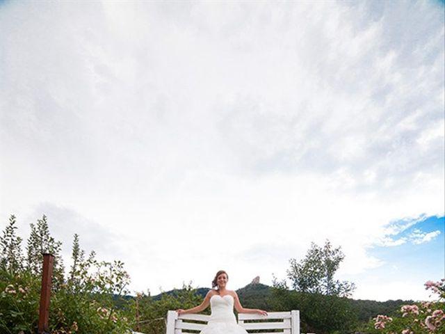 La boda de Sergio  y Leire  en Huarte-pamplona, Navarra 8