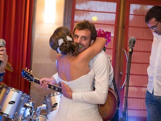La boda de Sergio  y Leire  en Huarte-pamplona, Navarra 9