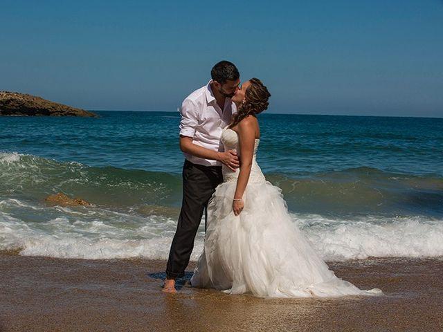 La boda de Sergio  y Leire  en Huarte-pamplona, Navarra 11