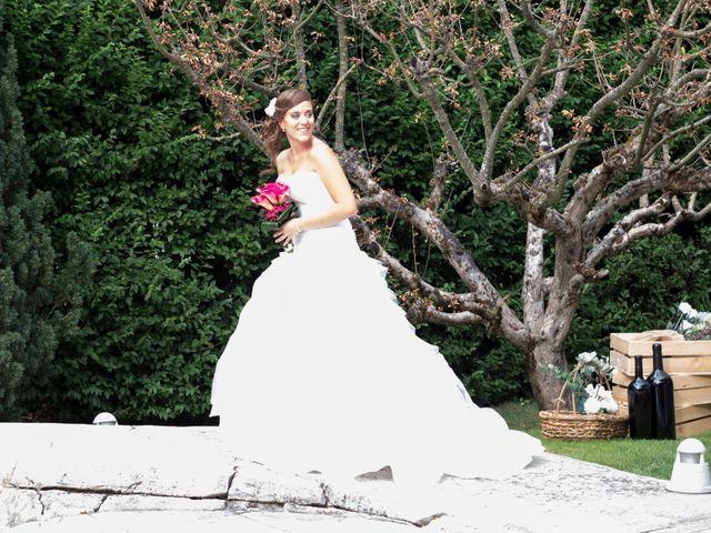 La boda de Sergio  y Leire  en Huarte-pamplona, Navarra 16