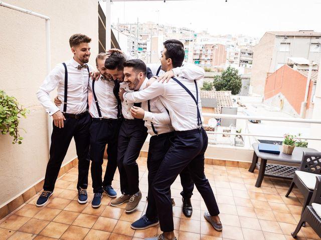 La boda de Ruben y Desirée en Arenys De Mar, Barcelona 7