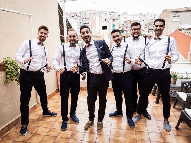 La boda de Ruben y Desirée en Arenys De Mar, Barcelona 8