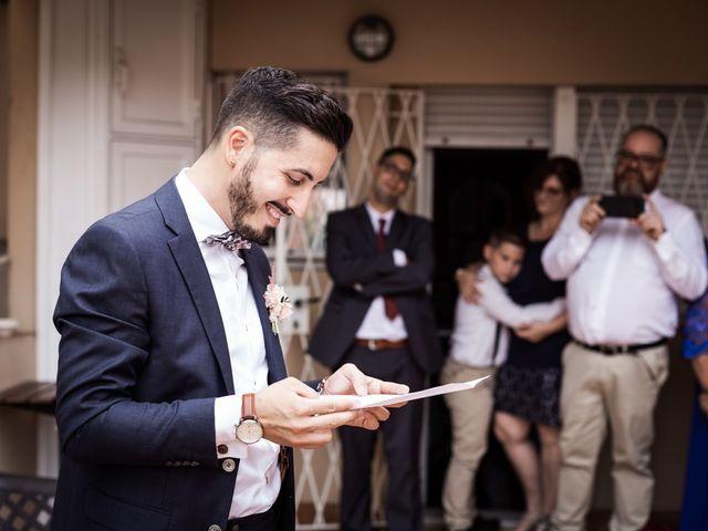 La boda de Ruben y Desirée en Arenys De Mar, Barcelona 11