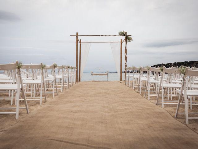 La boda de Ruben y Desirée en Arenys De Mar, Barcelona 29