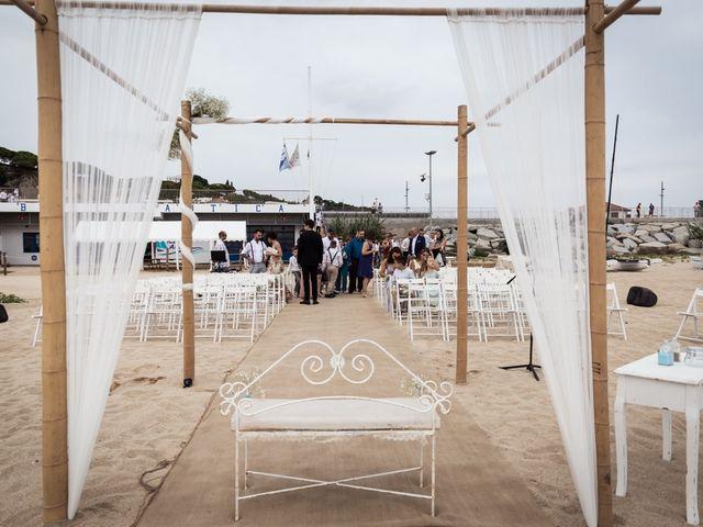La boda de Ruben y Desirée en Arenys De Mar, Barcelona 32