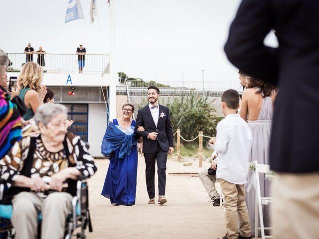 La boda de Ruben y Desirée en Arenys De Mar, Barcelona 36